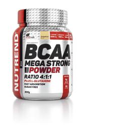 BCAA MEGA STRONG Nutrend 500г