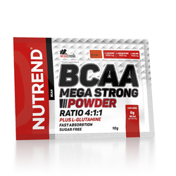 BCAA MEGA STRONG Nutrend 12,5г №20