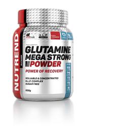 Глютамин мега стронг/GLUTAMINE MEGA STRONG Nutrend банка 500 г.