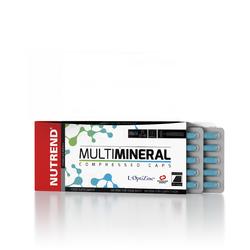 Мультиминерал капс.№60/MULTIMINERAL Nutrend Caps.№60