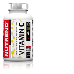 Витамин C с Шиповником/Vitamni C Nutrend,табл.№100