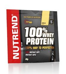 100% Вей Протеин/100% WHEY PROTEIN Nutrend 30 г №20