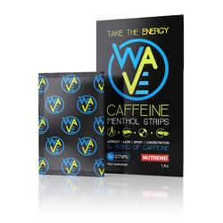 Вэйв/Wave Caffeine menthol strips, стрипсы кофеиновые с ментолом 10 шт x 1,4 гр (5 стрипсов)