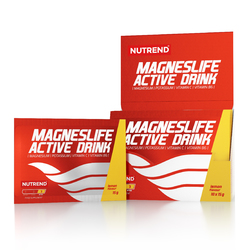 МагнесЛайф/MagnesLife Nutrend, саше 15 гр №10