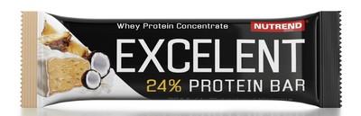 Экселент Протеин Бар/Excelent Protein Bar Nutrend, батончик 40г