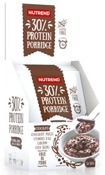Протеин Порридж/Protein Porridge Nutrend, коробка 50г №5 пак