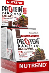 Протеин Панкейк/Protein Pancake Nutrend, коробка 50г №10 пак
